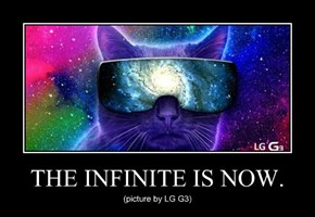 THE INFINITE IS NOW.