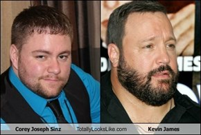 Corey Joseph Sinz Totally Looks Like Kevin James