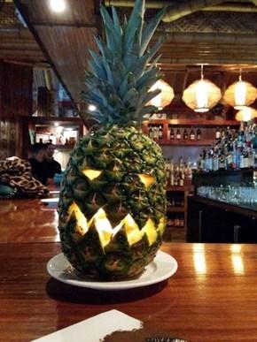 A More Tropical Take on Halloween
