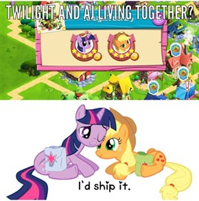 MLP: Shipping is Magic
