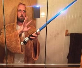 How Jedi Take Selfies