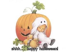 shhh... happy halloween!