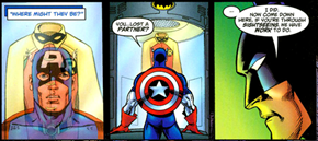 You Don't Have a Lot of Room to Talk, Cap