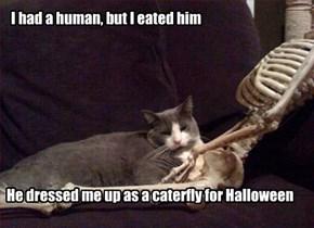 Cautionary Halloween Tale