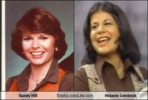 Sandy Hill Totally Looks Like Helanie Lembeck