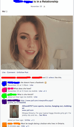 Guy Gets Called Out for Faking Being in a Relationship