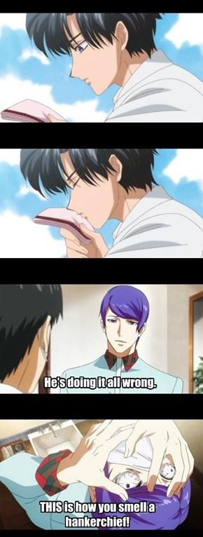 Pointers From Tsukiyama