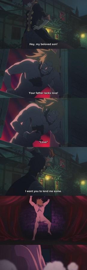 "Daddy needs ""Love"""