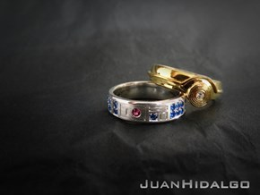 These Star Wars Wedding Rings are the Gems You're Looking For