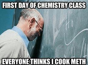 The Bane of Chemistry Teachers