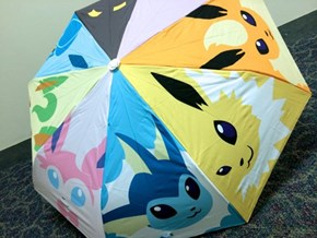 This Eeveelution Umbrella Will Protect You From the Elements