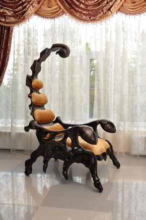 This Scorpion Chair is the Perfect Addition to Your Supervillain Lair