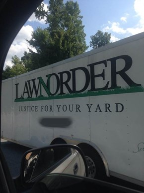 This Pun is a Mainstay of the Landscaping World