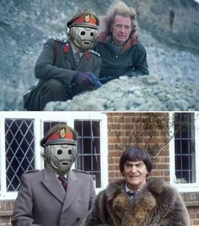 Cyber-Brigadier Lethebridge-Stewart