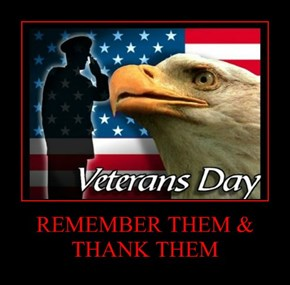 REMEMBER THEM & THANK THEM