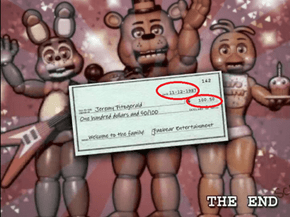 Five Night's at Freddy's Timeline Confirmed