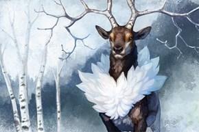 Winter Sawsbuck