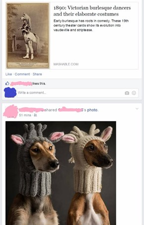 Facebook Coincidences Are the Best Coincidences