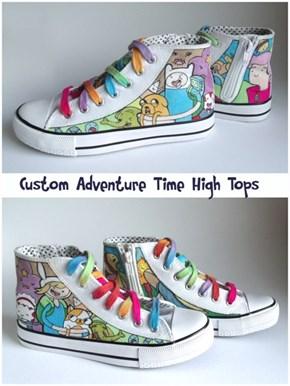 Adventure Shoes