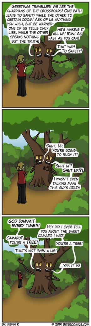 Deciduous Dilemma