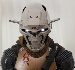 Check Out This Exo Hunter Cosplay