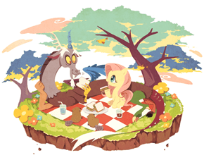 A Picnic Between Friends