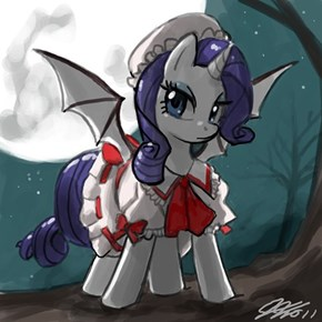 Septette For The Dead Alicorn