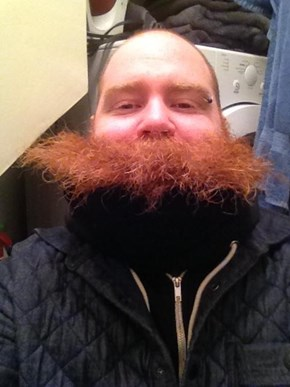 The Problem With Beards in the Winter