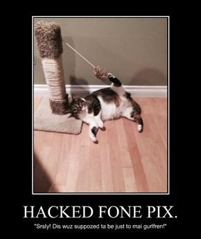 HACKED FONE PIX.