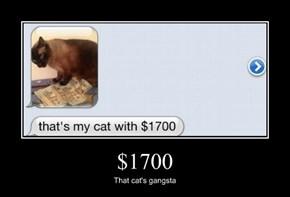 $1700