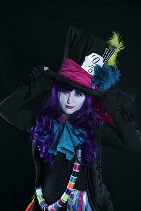 I'm Mad About This Mad Hatter