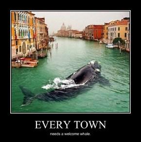 Best Town Mascot Ever