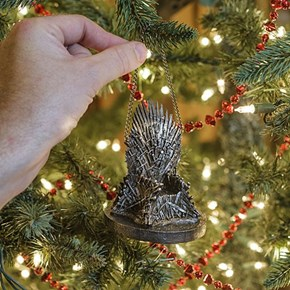 Fight Over Who Gets to Sit the Iron Throne on the Tree This Year