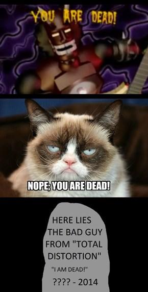GRUMPY CAT IS NOT DEAD!