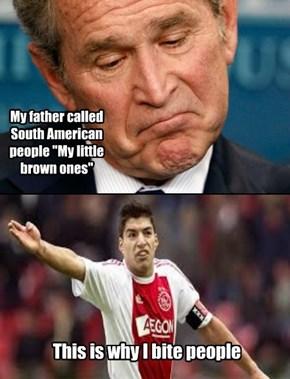 I understand Suarez...I understand