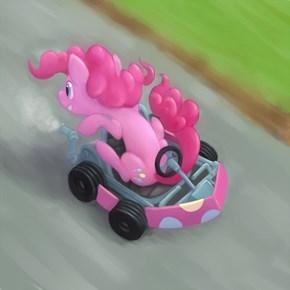 My Little Kart Racer