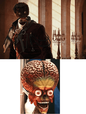 Assassin's Creed VI: Martians?