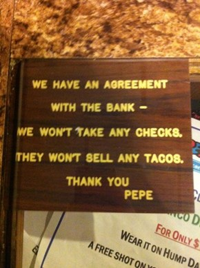 Restaurant Policy