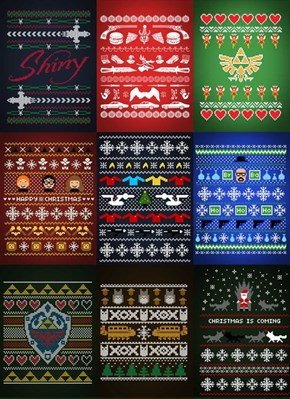 'Tis the Season! Holiday Sweaters at Once Upon a Tee