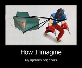 I Have the Same Neighbors