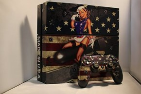 Add Some More 'Murica to Your PS4
