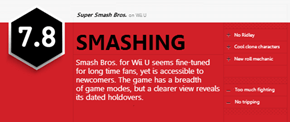 IGN's Review of Super Smash Bros. for Wii U Leaves a Lot to Be Desired