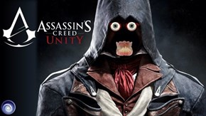 Honest Assassin's Creed Unity Poster