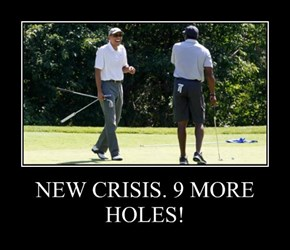 NEW CRISIS. 9 MORE HOLES!