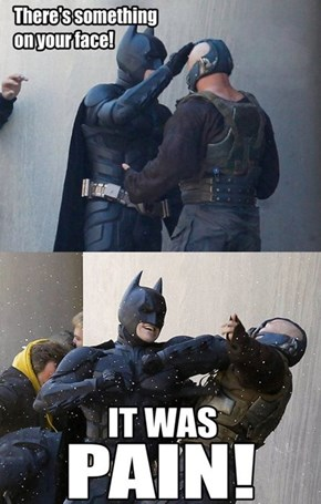 You're On Batman's Playground Now