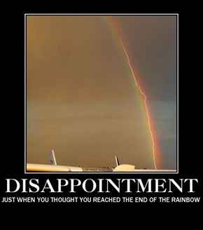 Death Is at the End of the Rainbow