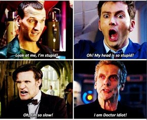 The Dumbest Time Lord