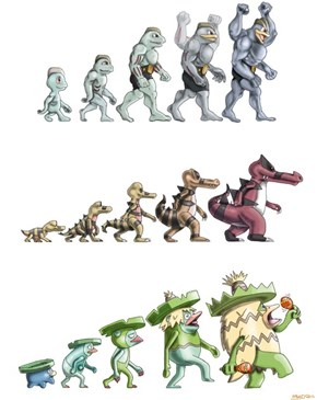 Ascent of Pokémon: Machamp, Krookodile, and Ludicolo