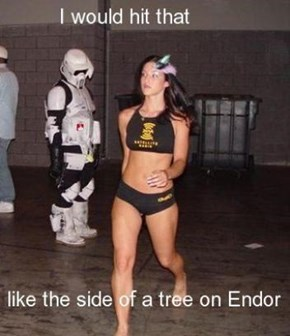 Those Sexy Stormtroopers