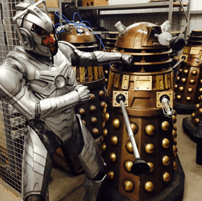 Just Another Thing A Cyberman is Good For